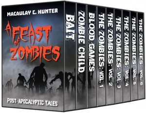 A Feast of Zombies 3D