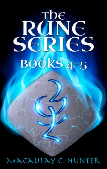 The Rune Series: Books Four – Five