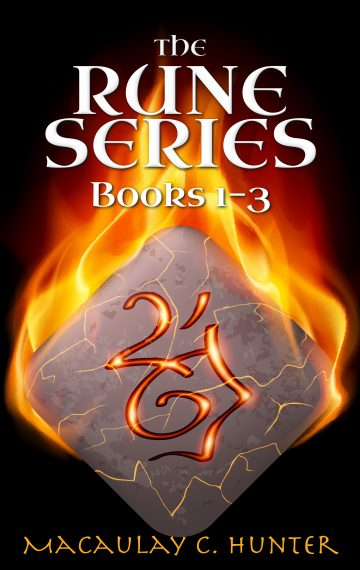 The Rune Series: Books One – Three